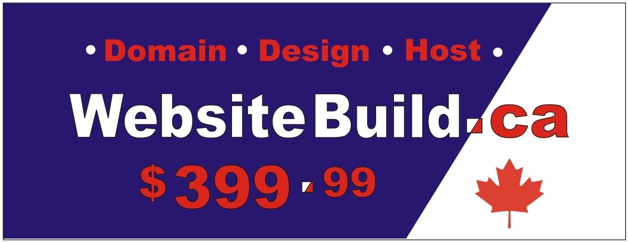WebsiteBuilder.com • Website Build Canada